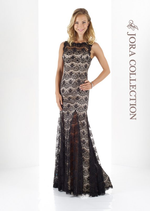 63613 LONG DRESS