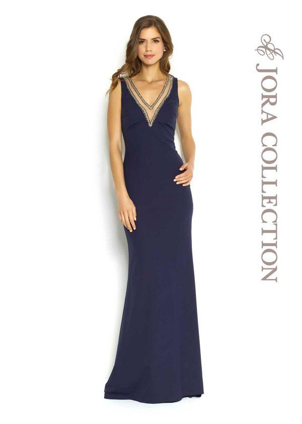 slim fitting prom dress