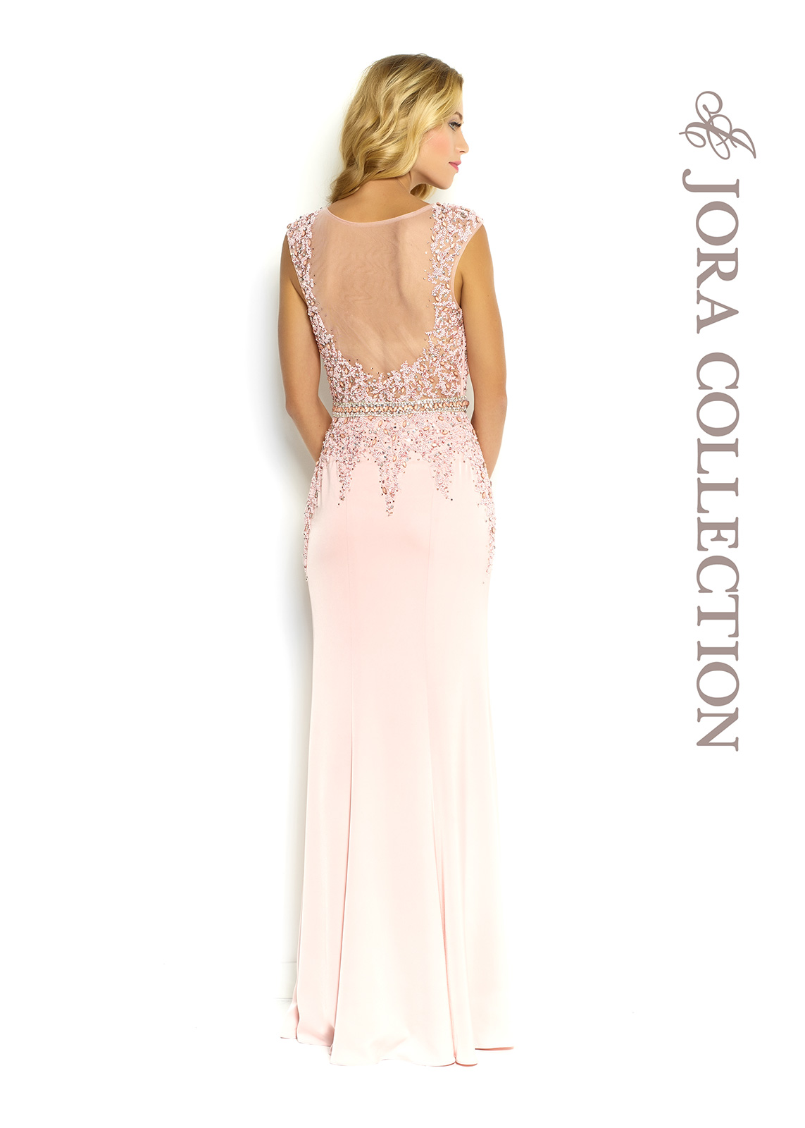63275 Long Jora Collections prom dress