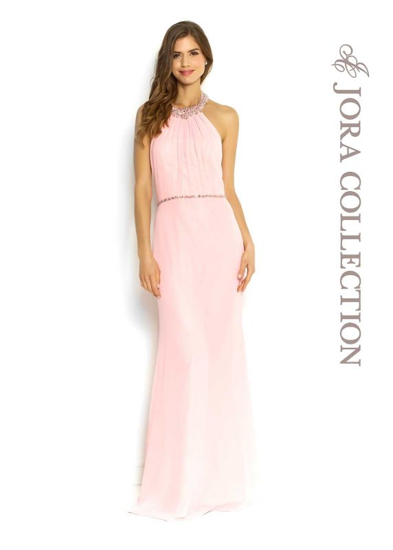63762 PINK DRESS