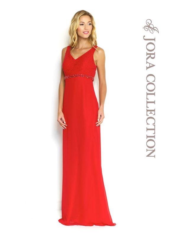 63838 red dress