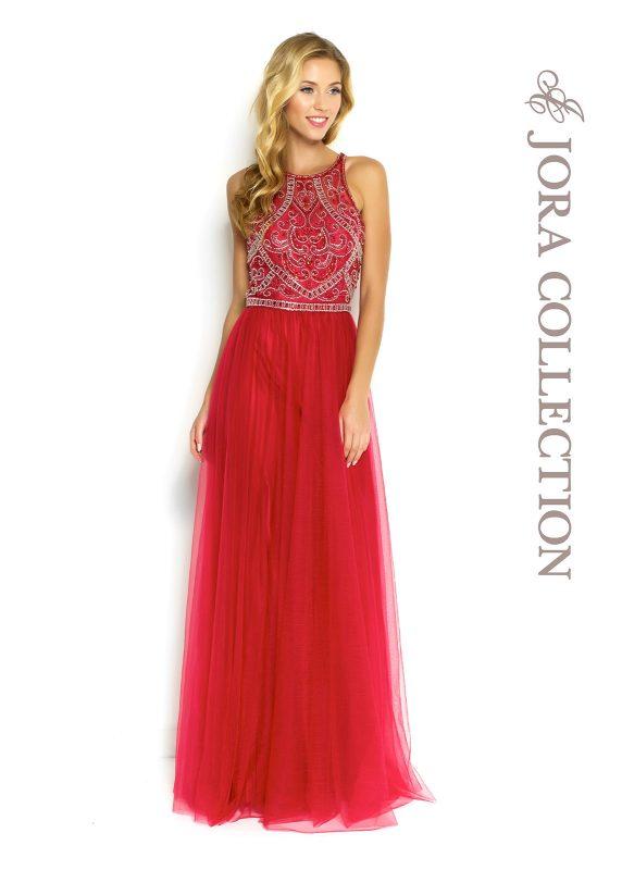 63993 Red Dress