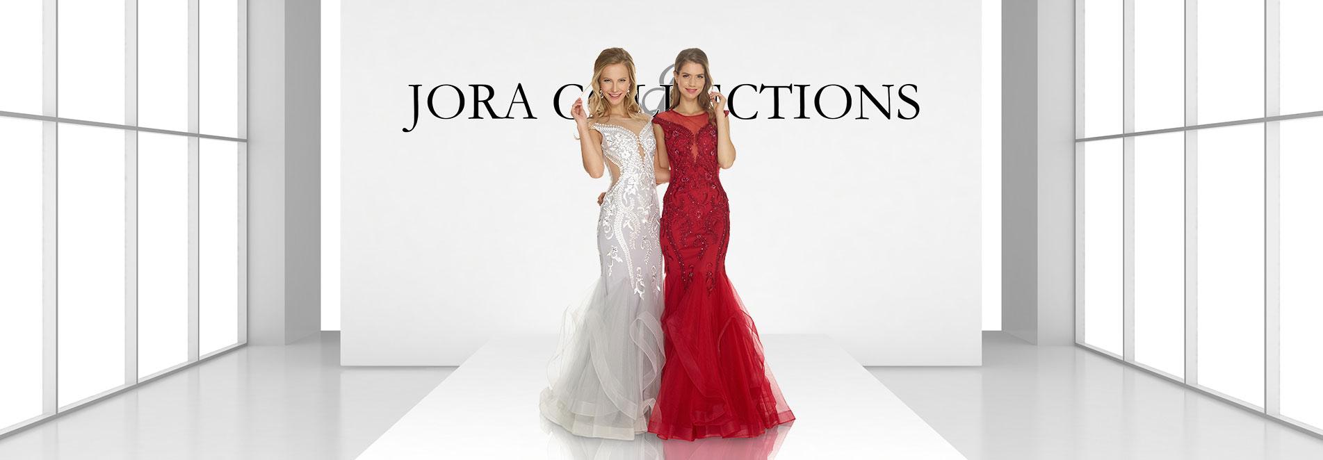 Jora Collections Fine Quality Prom Dresses Formal Wear Jora